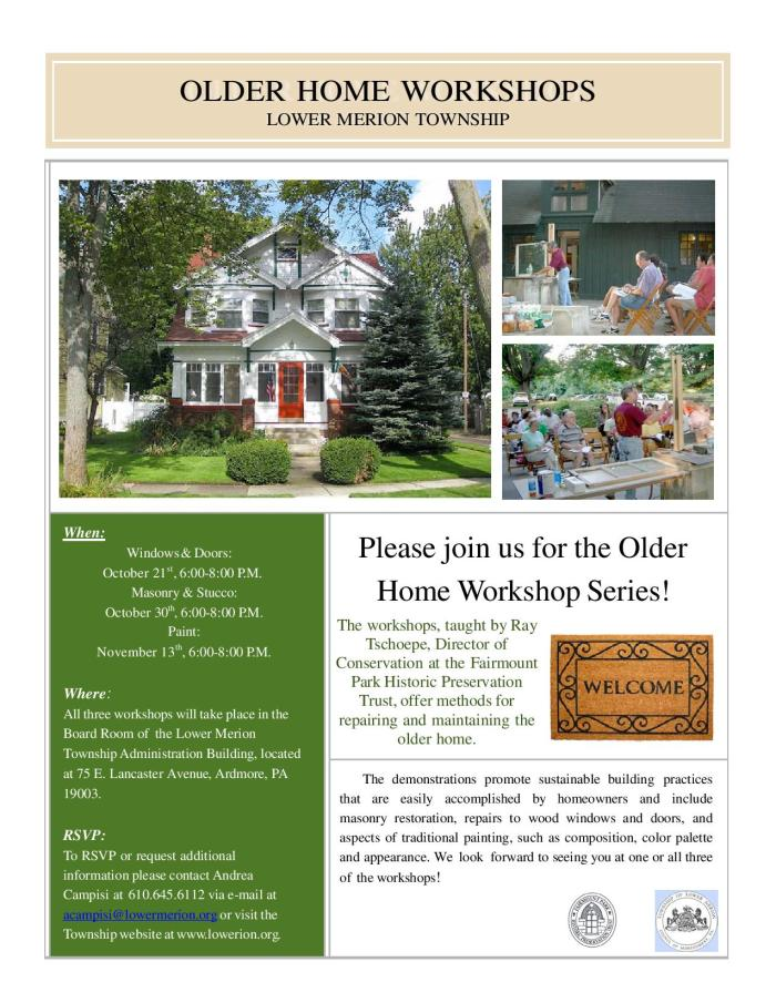 Homeowner s Workshops Flyer-page-001