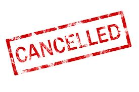 cancelled graphic